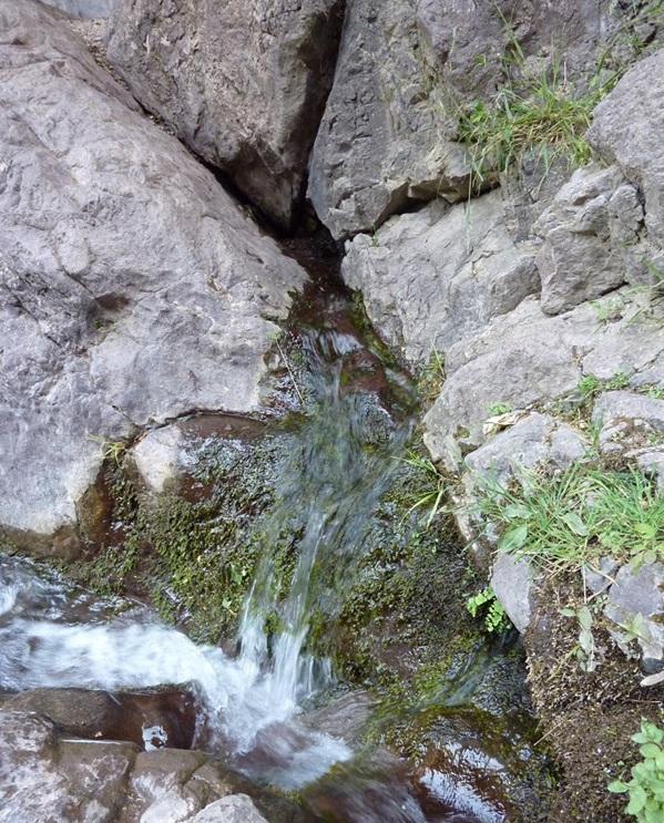 آبشار ارزنه، خراسان رضوی