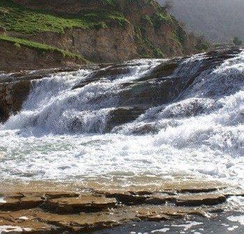آبشار بان گنبد