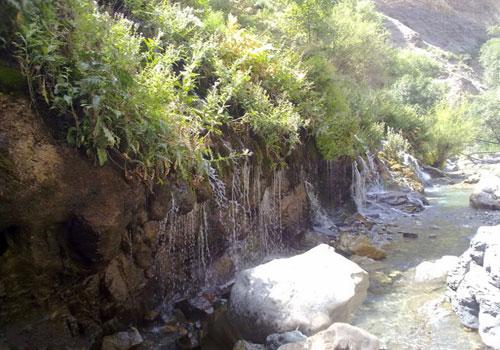 آبشار هفت چشمه