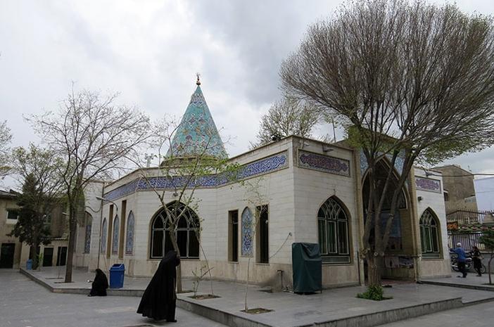 امام زاده یحیی