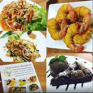 رستوران تیلیشز   Tealicious Bangkok