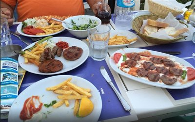 رستوران لیمان کوفتجیسی | Liman Koftecisi
