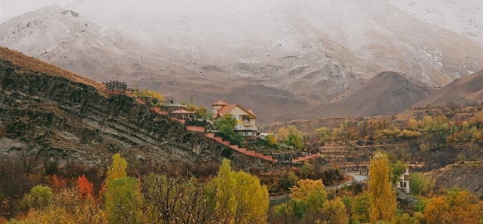 روستای سرزیارت