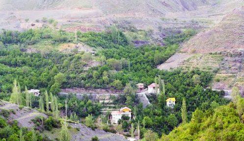 روستای زیبای زشک