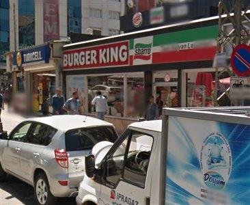 فست فود برگر کینگ | Burger King