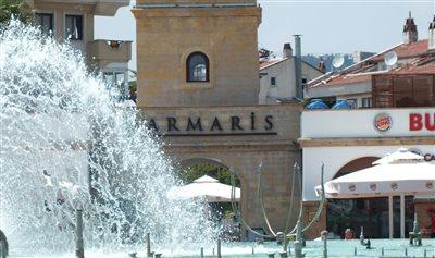 مرکز خرید تانساش | Tansaş shopping center