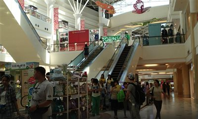 مرکز خرید جانگ سیلون | Jungceylon shopping mall