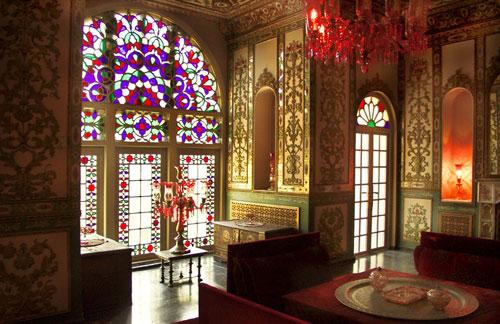 موزه ی جهان نمای تهران
