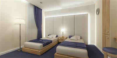 رزرو هتل ارزان قیمت در تبریز | هتل سه ستاره ی اهراب تبریز