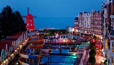 هتل اورنج کانتی | Orangr county de luxe