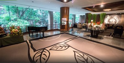 هتل بنیان تری بانکوک   Banyan Tree Bangkok
