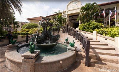 هتل ساحلی مرلین پوکت | Merlin Beach Resort