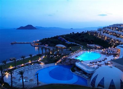 هتل یاسمین بدروم | Yasmin Resort Bodrum
