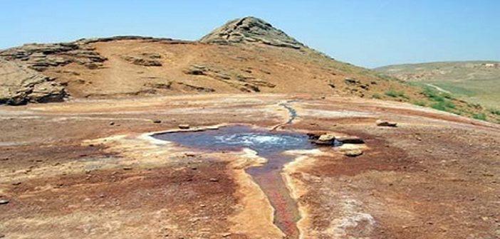 چشمه معدنی قزل داغ