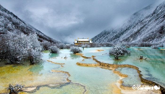 هوانگ لانگ یا اژدهای زرد در چین