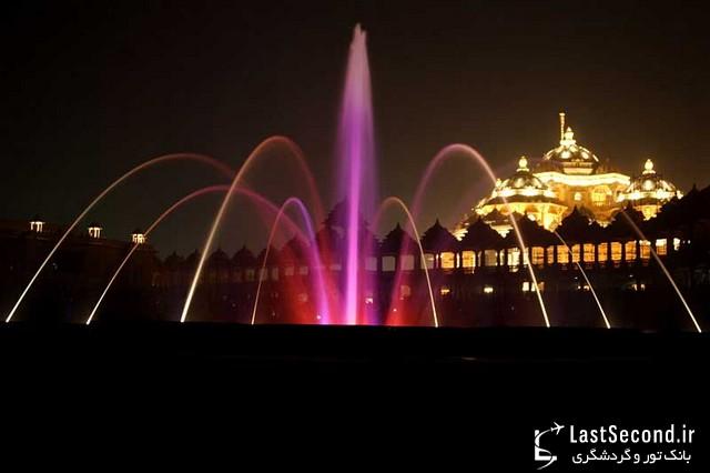 معبد آکشاردهام