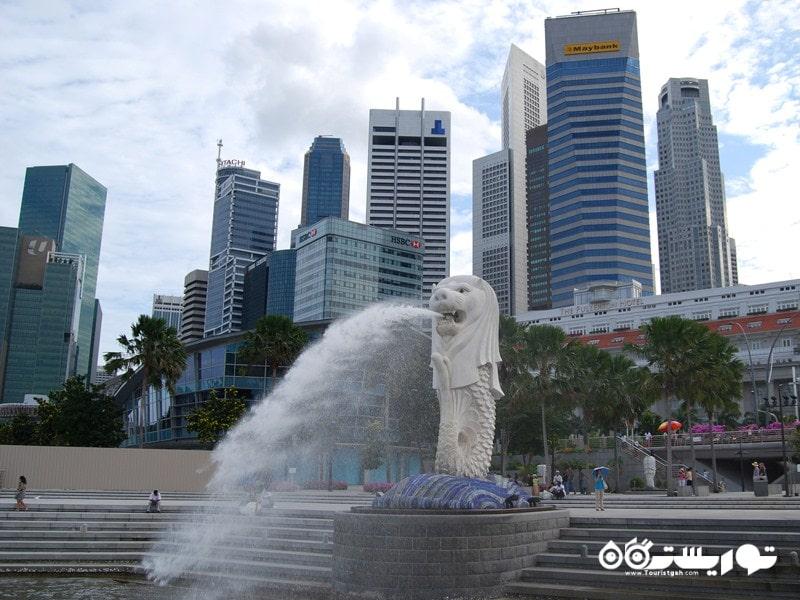 لاین سیتی در شهر سنگاپور