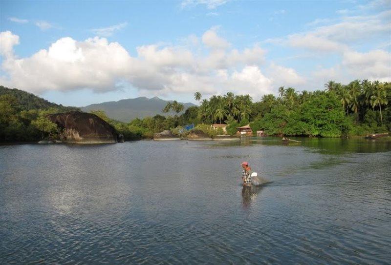 ساحل پالولم هندوستان