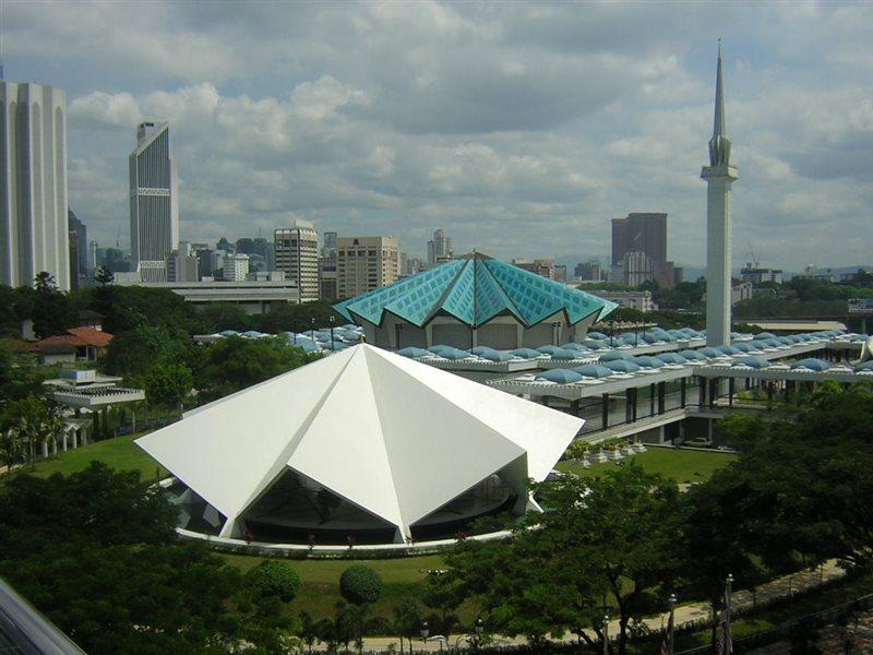 مسجد نگارا مالزی