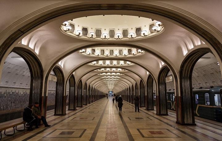 مترو مسکو