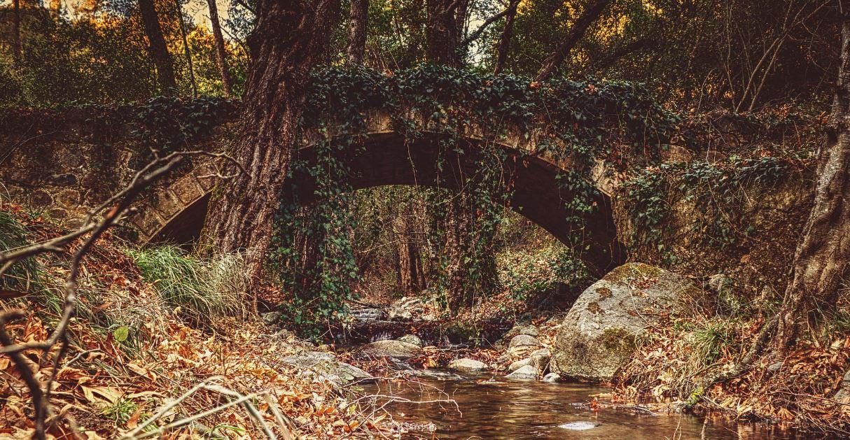 پل قرون وسطایی میلیا