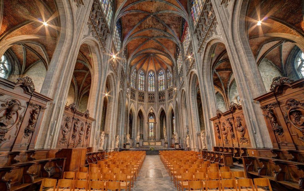 کلیسا بلژیک