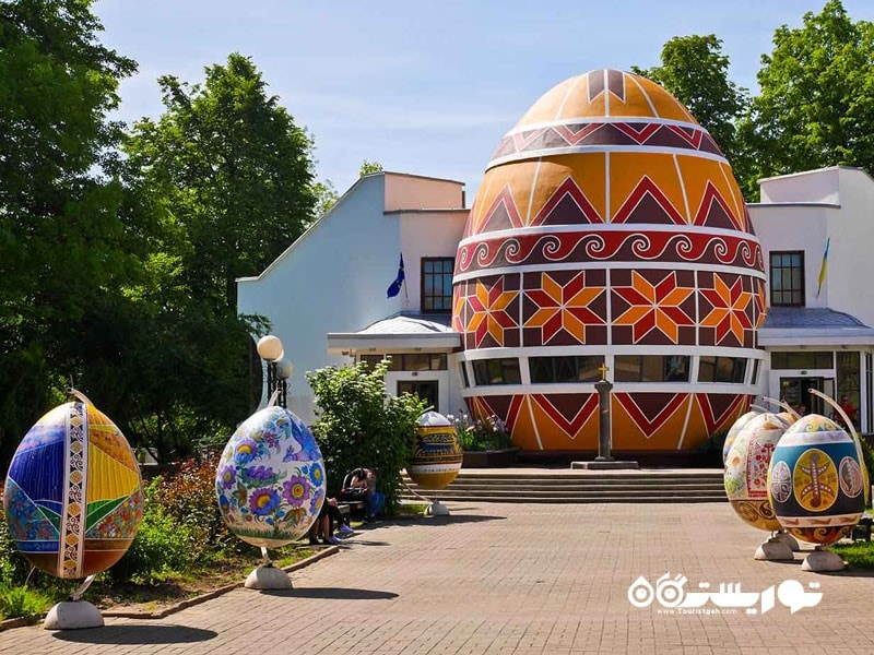 کولومیا (Kolomyia) در اوکراین