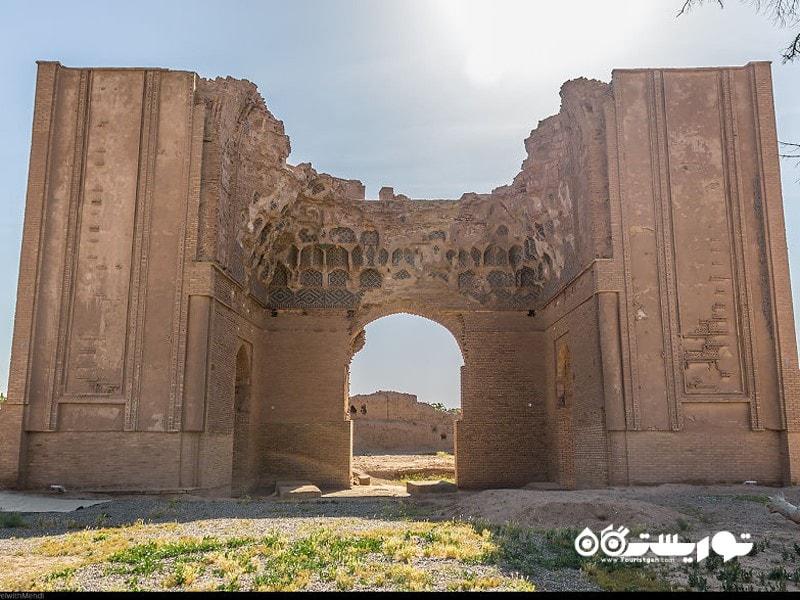 مسجد تاریخی مَلِک زوزان، خاف، استان خراسان رضوی