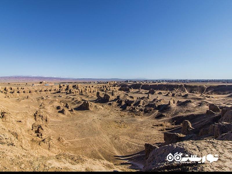 تپه های باستانی جُوِین، شهرستان جُوِین، سبزوار، استان خراسان رضوی