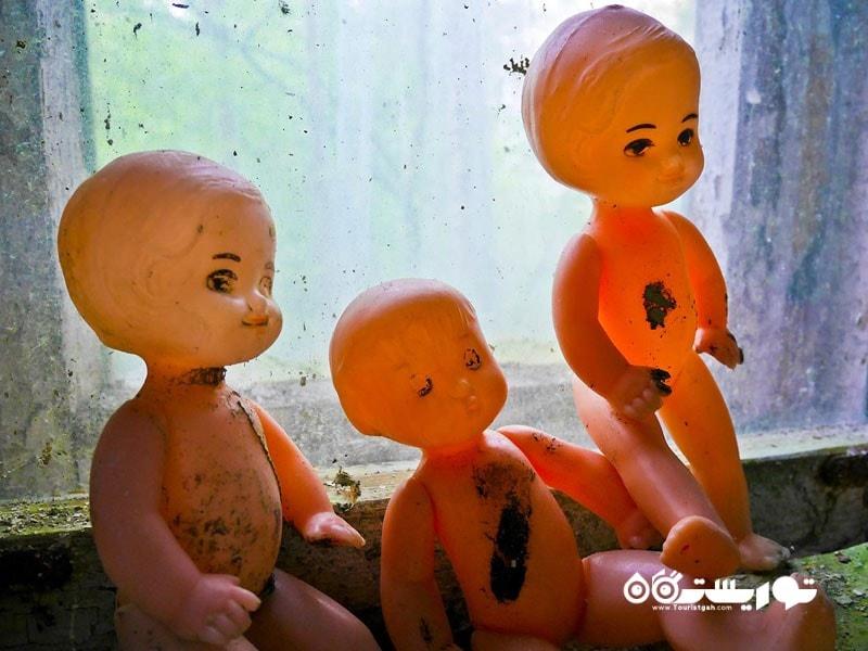 چرنوبیل (Chernobyl) در اوکراین