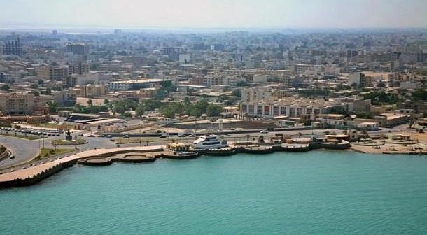نوروز95 گردشگری در بندر گناوه