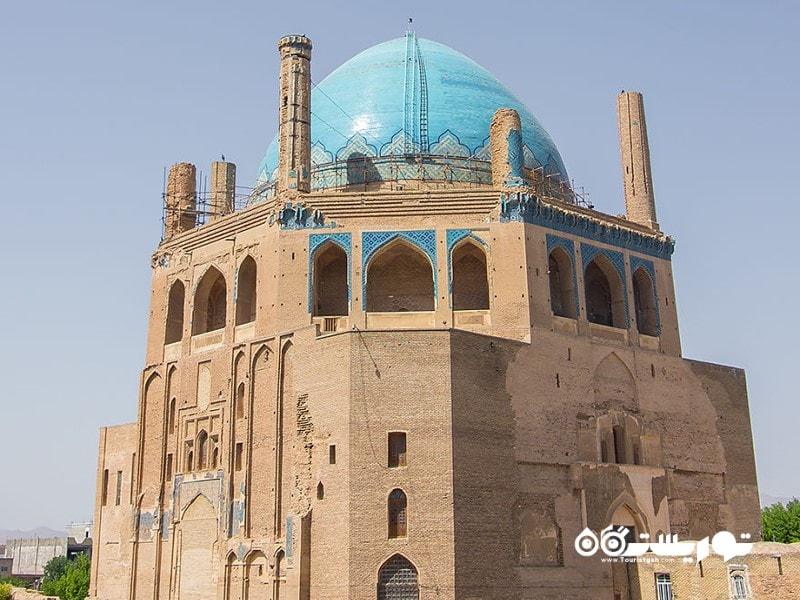 گنبد سلطانیه، سلطانیه، استان زنجان