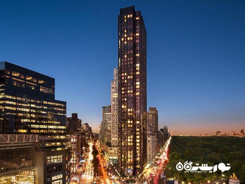 10 – هتل اینترنشنال ترامپ و برج نیویورک سیتی