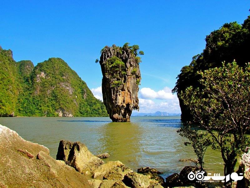پارک ملی آئو فانگ نگا در تایلند