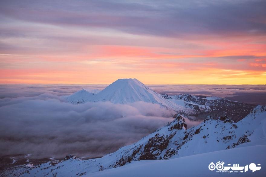 کوهستان نااُری هوی، توناریرو نَشنال پارک (پارک ملی)