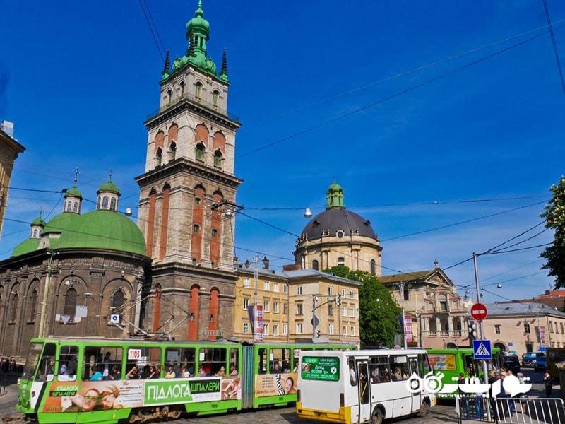 لووف (Lviv) در اوکراین