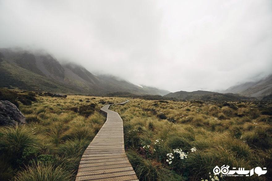 پارک طبیعت ائوراکی، کوهستان کوک