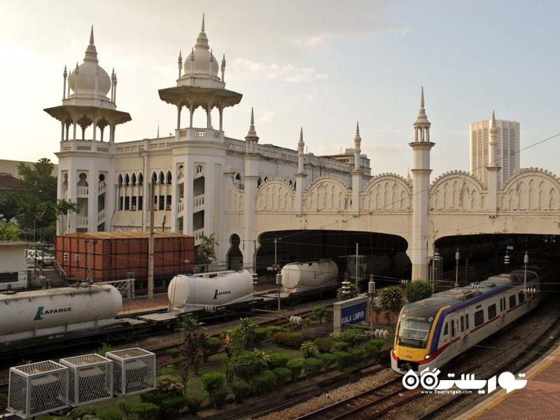 ایستگاه قطار کوالالامپور (Kuala Lumpur Railway Station)، مالزی