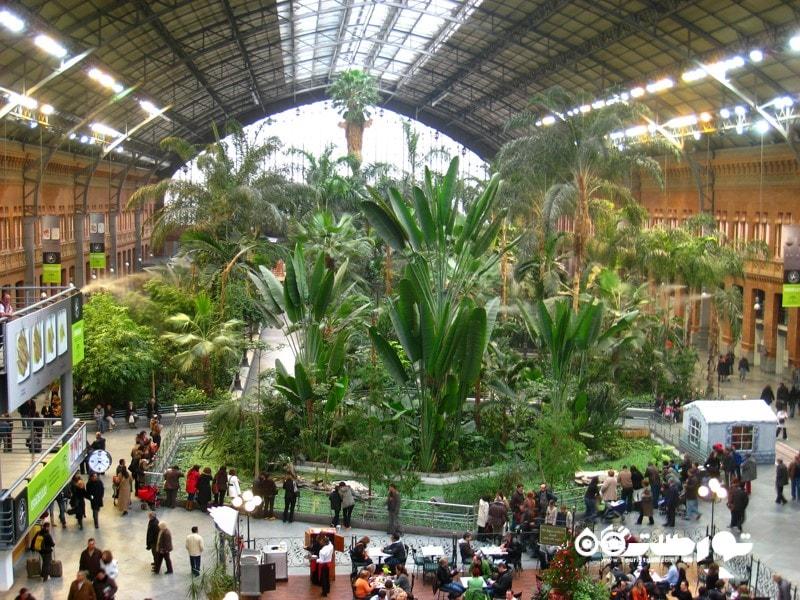 ایستگاه راه آهن آتوچا مادرید (Estacion de Madrid Atocha)، مادرید