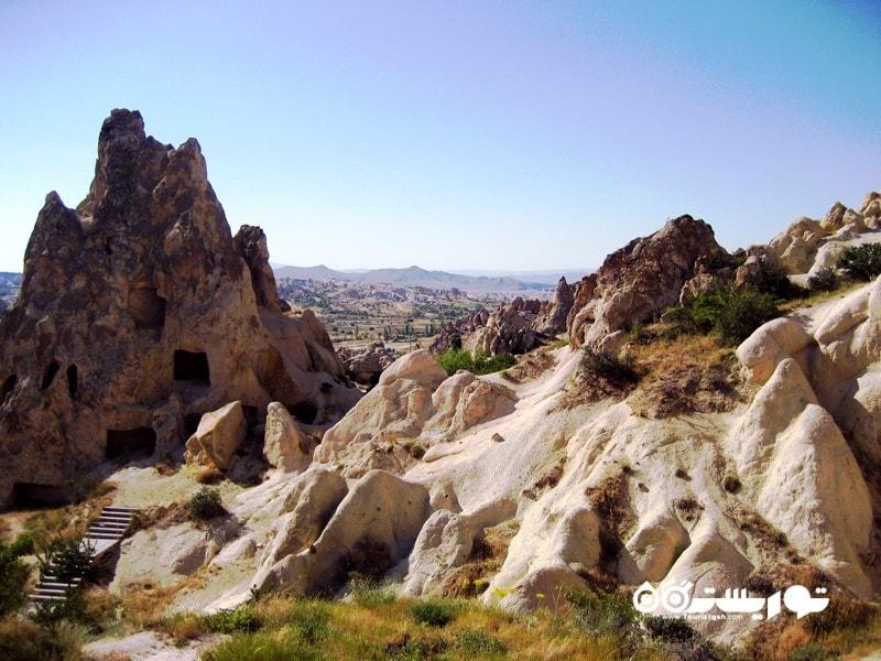 6- پارک ملی گورمه (Goreme National Park)، ترکیه