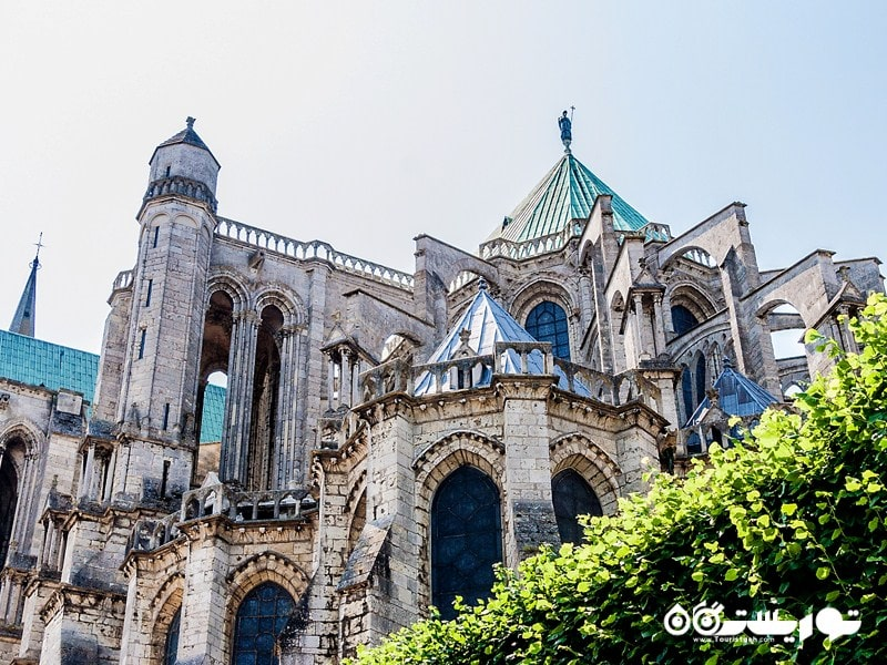 فرانسه ، کلیسای جامع شارتر