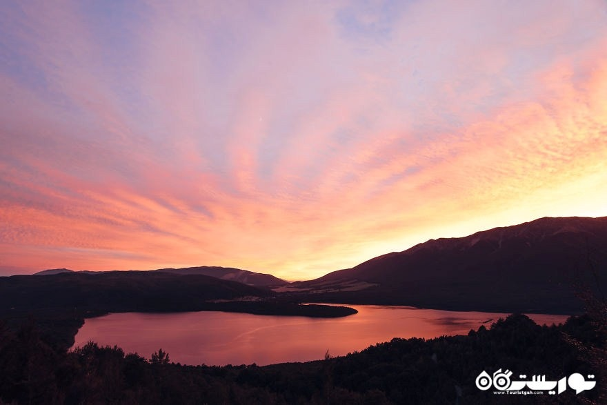 دریاچه رتییتی، دریاچه های نسلون نشنال پارک (پارک ملی)