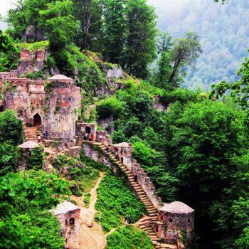 سفرنامه قلعه رودخان