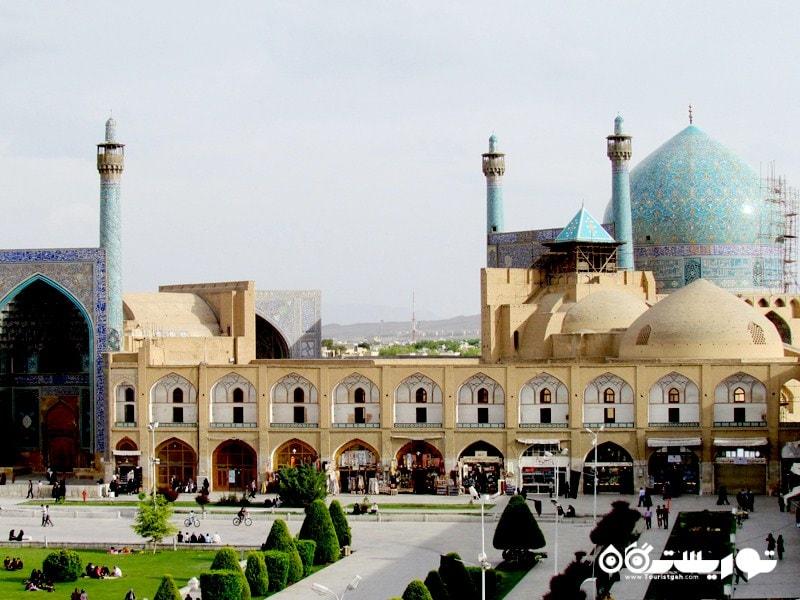 ایران ، اصفهان ،  میدان امام