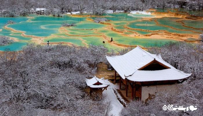 هوانگ لانگ یا اژدهای زرد در کشور چین