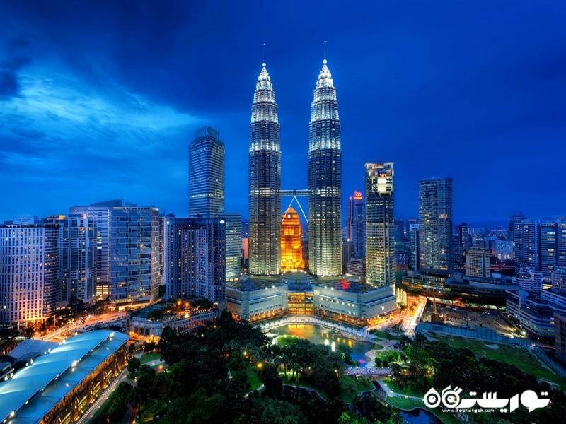 10 مورد از بهترین مکان ها و کارهایی که می توان در مالزی انجام داد