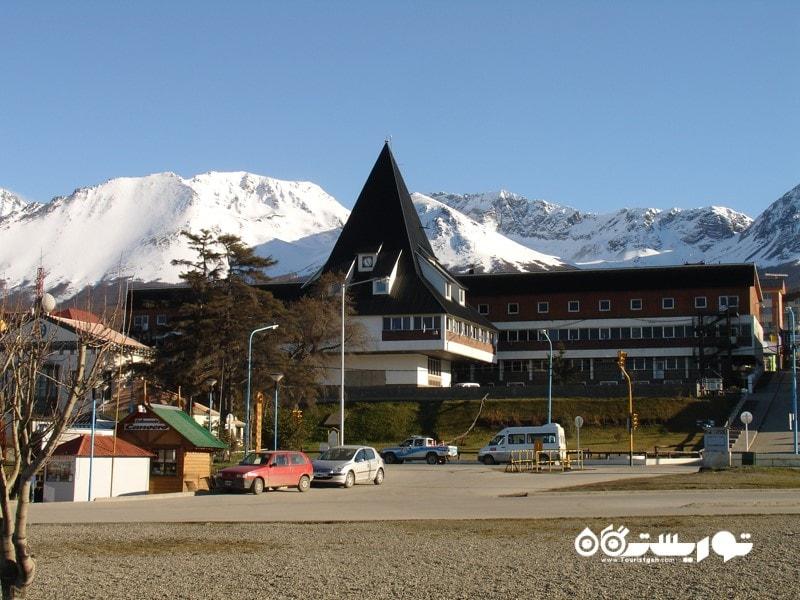 ایستگاه اوسوایا (Ushuaia)، آرژانتین
