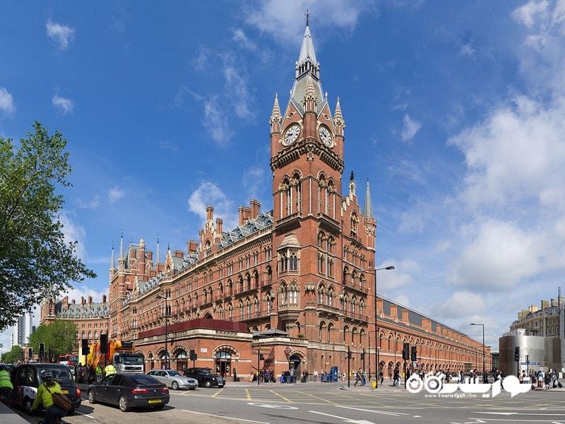 ایستگاه سَنت پانکراس اینترنشنال (St Pancras International)، لندن
