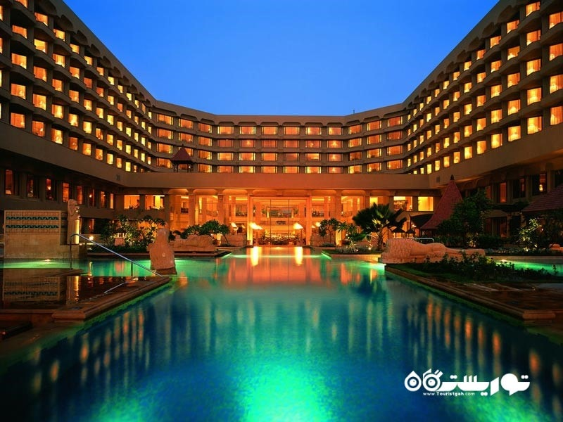 8 – هتل جی دابِلیو مَریِت مومبای جوهو (JW Marriott Mumbai Juhu)