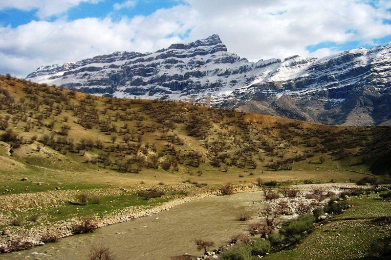 کوه قارون